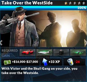 Job take over the westside