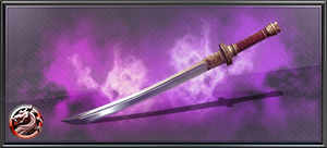Item elites sword of syndicate