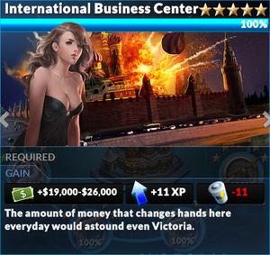 Job international business center
