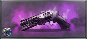 Item elites revolver of cartel