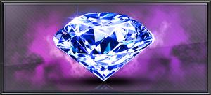 Item shadow diamond