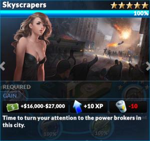 Job skyscrapers