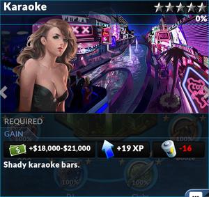 Job karaoke