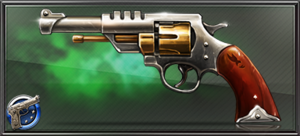 Item soldiers revolver of cartel