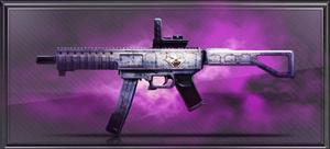 Item arctic snowstorm rifle