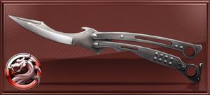 Item butterfly knife syndicate