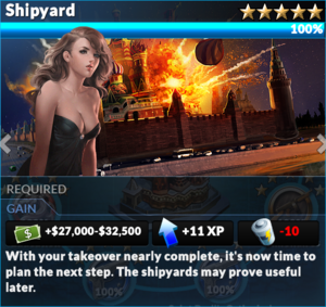 Job shipyard