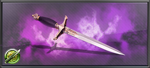 Item captains dagger of street