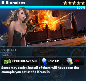 Job billionaires
