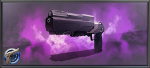 Item captains pistol of cartel