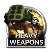Class heavy weapons