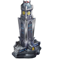 Building sniper tower
