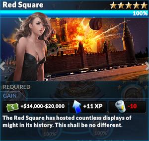 Job red square