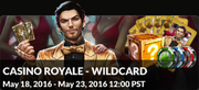 Event casino royale wildcard banner