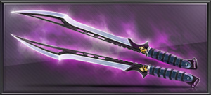 Item fangs sword