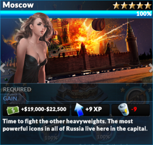 Job moscow