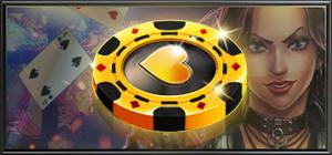 Item ace gold chip