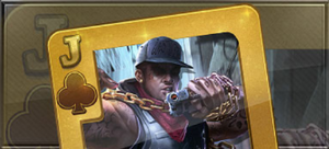 Item casino card jack wildcard