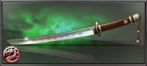 Item associates sword of syndicate