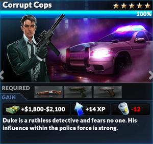 Job corrupt cops