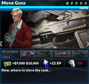 Job move guns