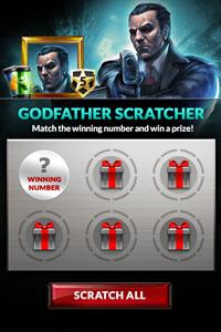 Godfather scratcher