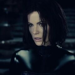 Selene in Thomas's Coven.