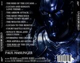 Underworld: Rise of the Lycans Original Score