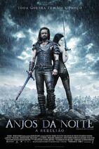 Anjos da Noite Poster Rebelião