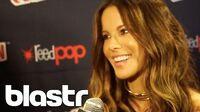 Kate Beckinsale on Underworld Blood Wars' series' longevity New York Comic-Con 2016 Blastr