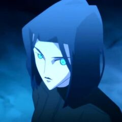 Selene in <i>Endless War</i>.