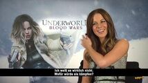 Underworld Blood Wars - Kate Beckinsale Interview