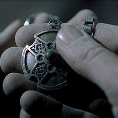 Selene holds the key to William's prison.