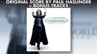 Underworld Awakening - Official Score Preview - Paul Haslinger bonus tracks