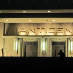 Antigen's headquarters