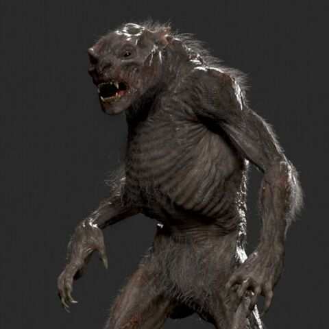 Lower lycan concept art