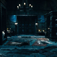 Sonja's personal chambers