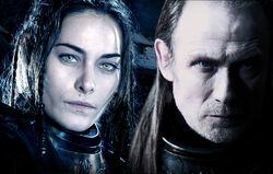 Underworld - Viktor and Amelia