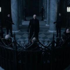 The Elders' chamber