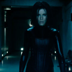 Selene in Antigen headquarters