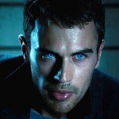 David in his Vampire state.