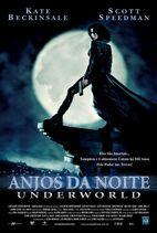 Anjos Da Noite Poster