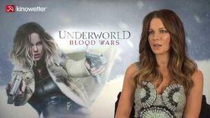 Interview Kate Beckinsale UNDERWORLD BLOOD WARS