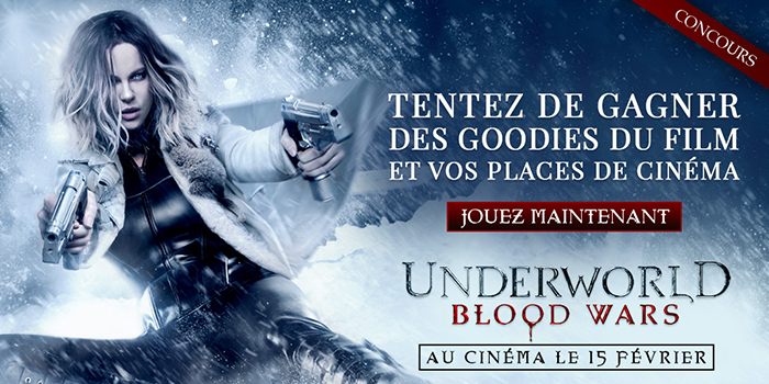 Blood Wars Concours