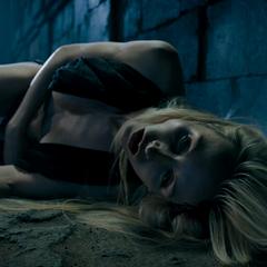 Olga dead after hitting Selene