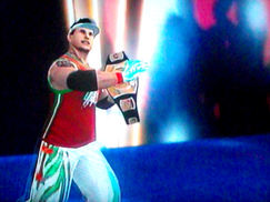 Mario YCW Champion
