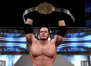 Silvio YWE Undisputed Heavyweight Champion