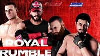 YWE Royal Rumble 2K18