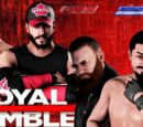 YWE Royal Rumble 2018