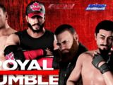 YWE Royal Rumble 2018